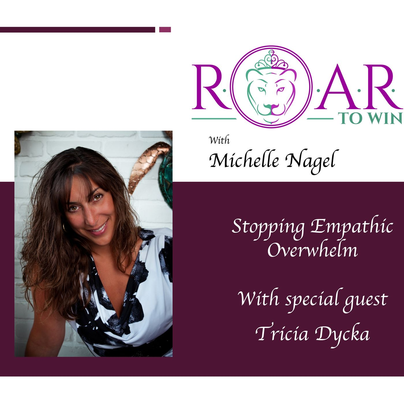 Stopping Empathic Overwhelm with Tricia Dycka