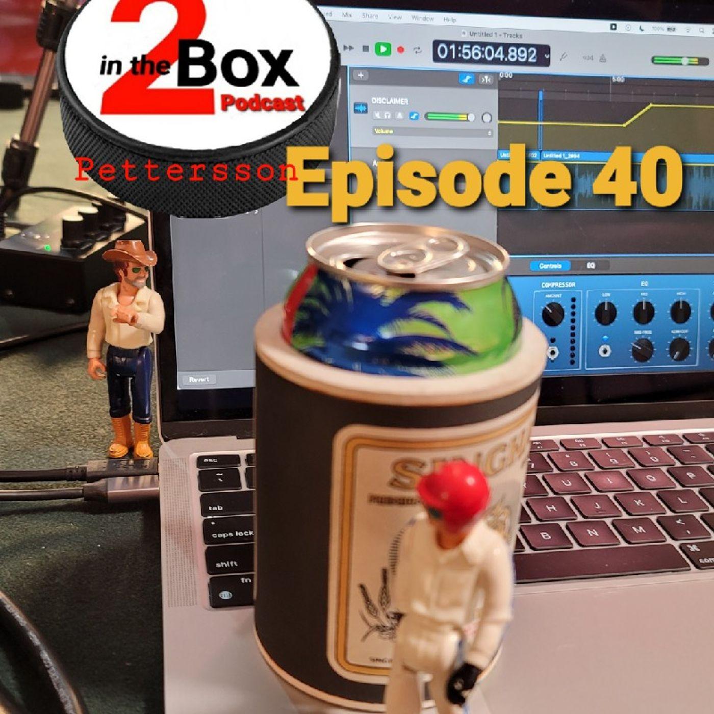 Episode 40 - Pettersson