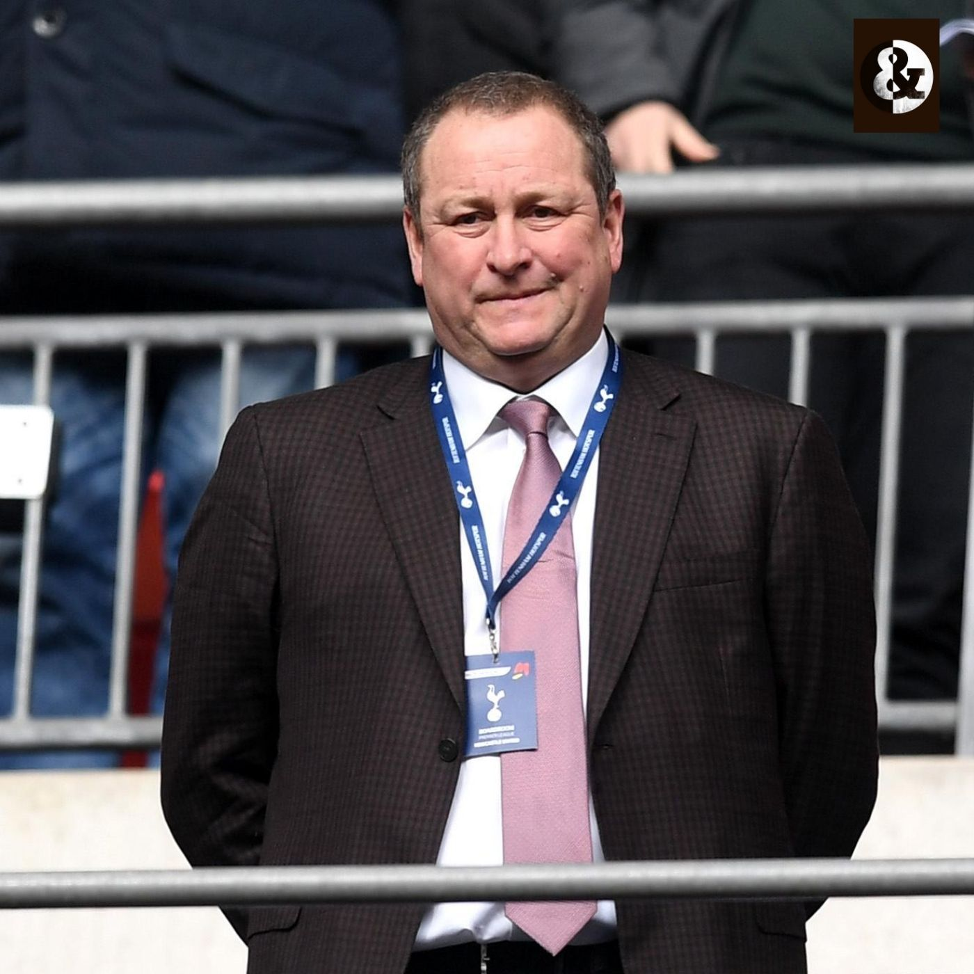 Mike Ashley delivers a clear message to Henry Mauriss