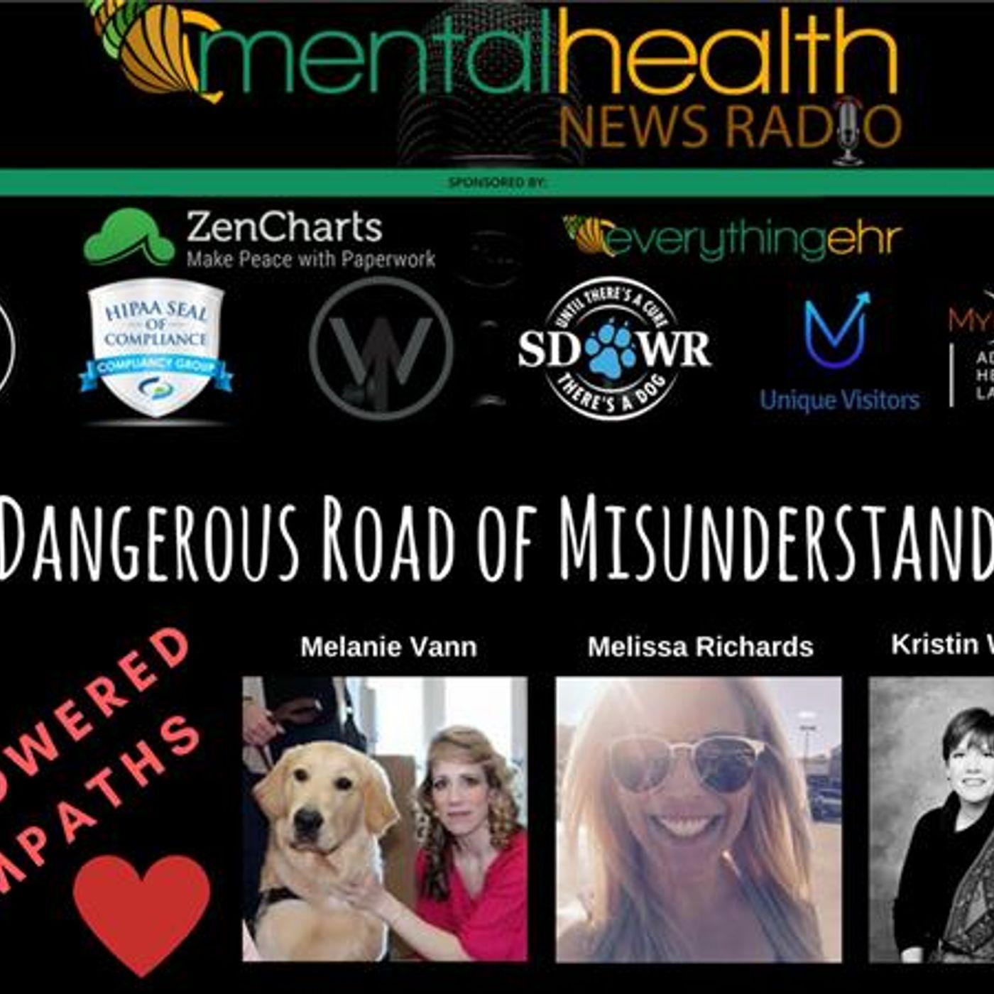 Mental Health News Radio - Empowered Empaths: The Dangerous Road of Misunderstanding