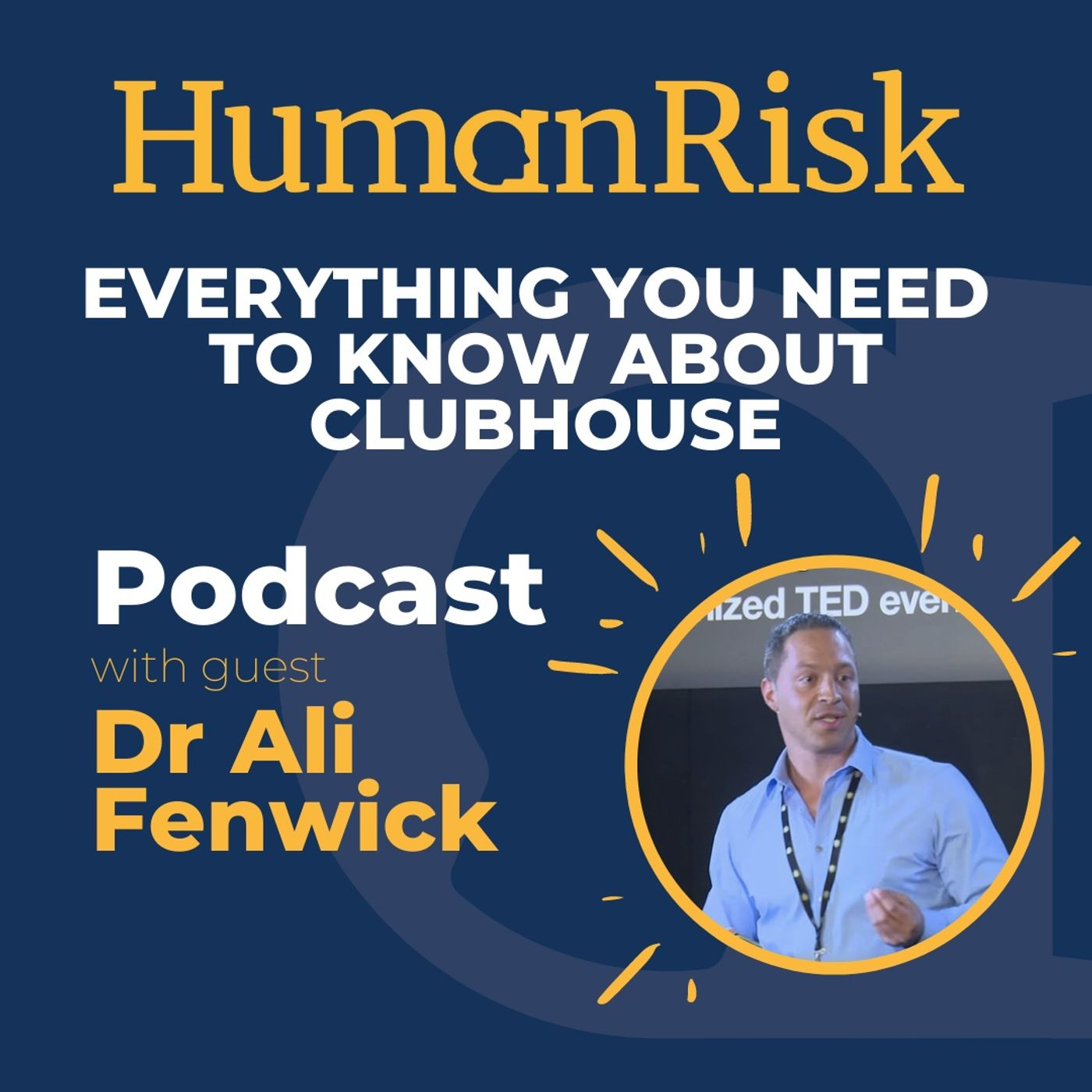 Dr Ali Fenwick on Clubhouse - what is it & why should you care?