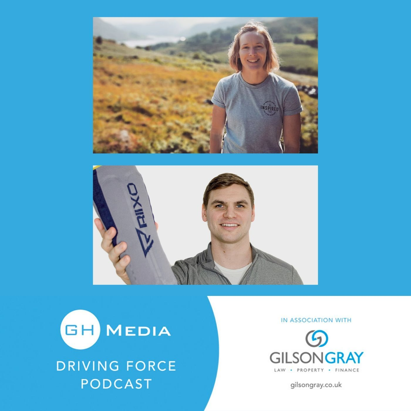 GH Media Driving Force Podcast - Episode 19