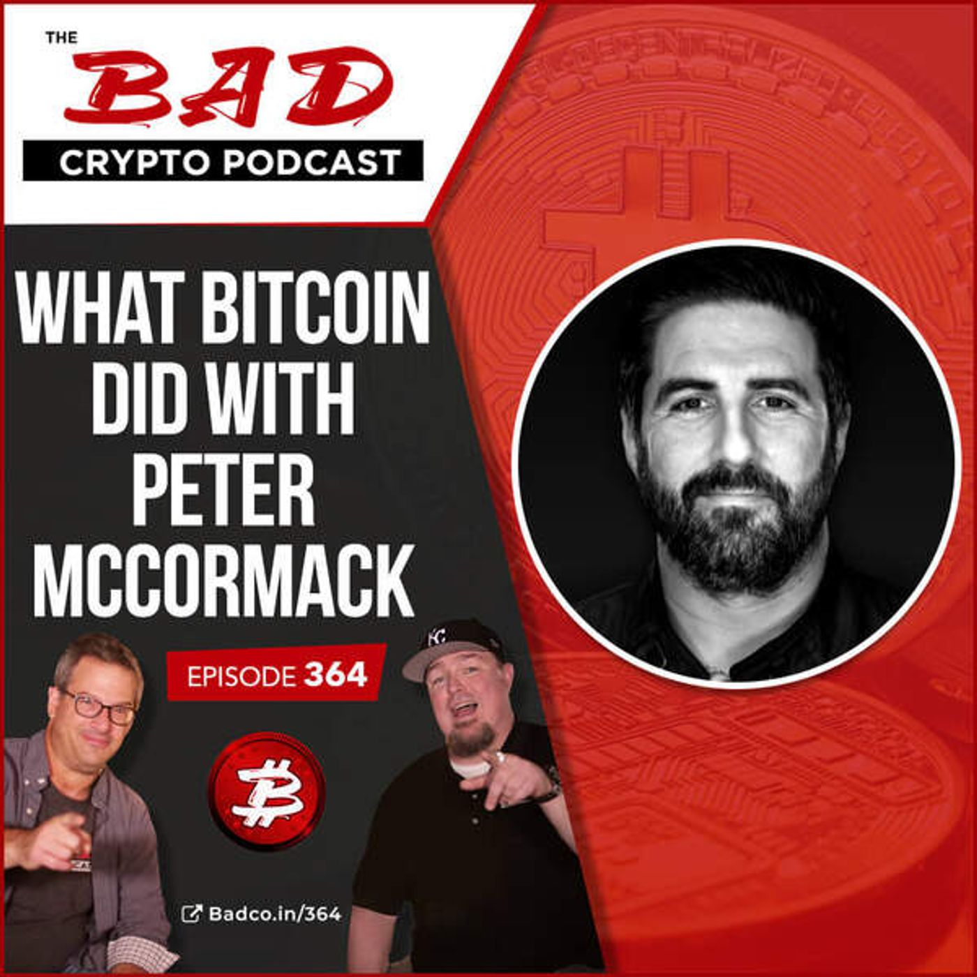 Heartland Newsfeed Podcast Network: The Bad Crypto Podcast (What Bitcoin Did with Peter McCormack)