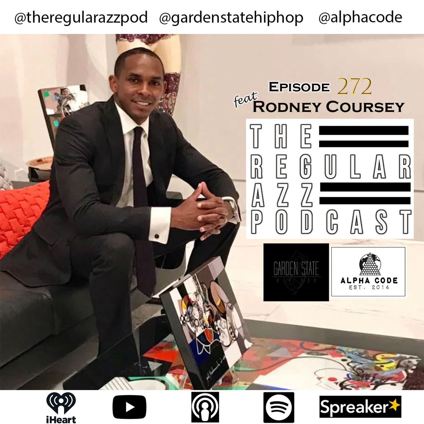 Episode 272 Feat Rodney Coursey