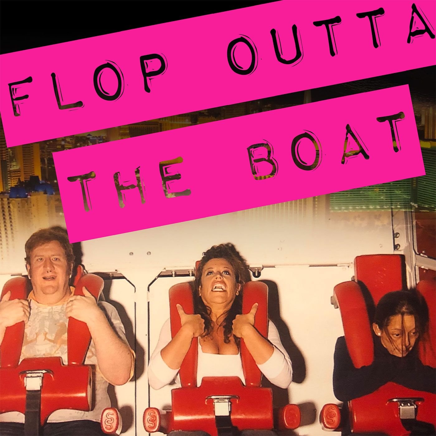 S2E4: Flop Outta The Boat! | You Are Brave-Ass Woman Series