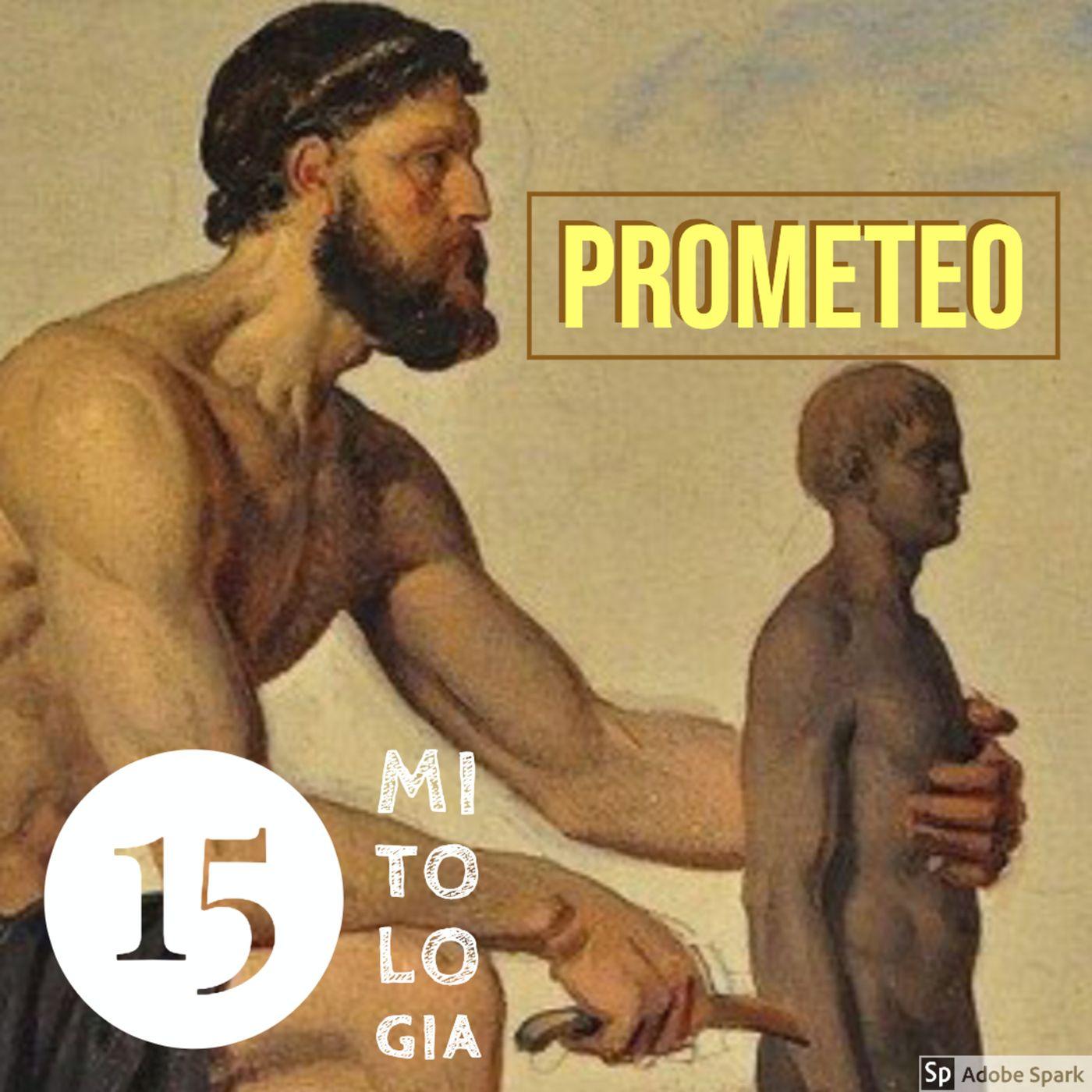 Prometeo, l'inventore dell'essere umano.