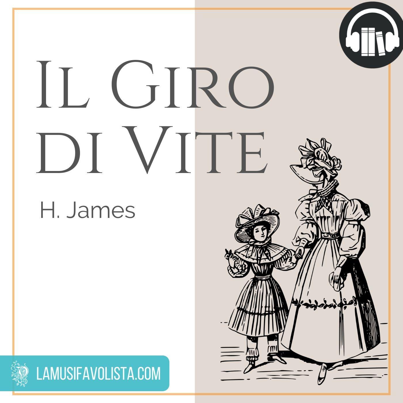 ♠ GIRO DI VITE   Capitolo 1 ☆ Audiolibro ☆