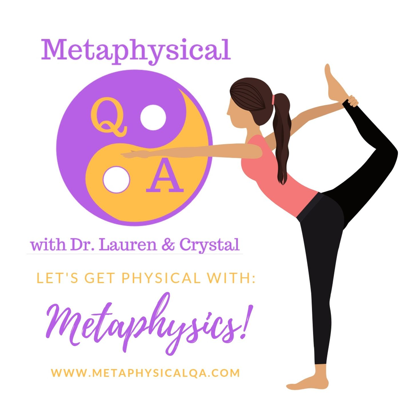 Let's Get Physical with Metaphysics!
