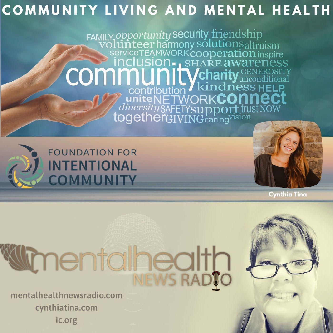 Mental Health News Radio - Community Living and Mental Health