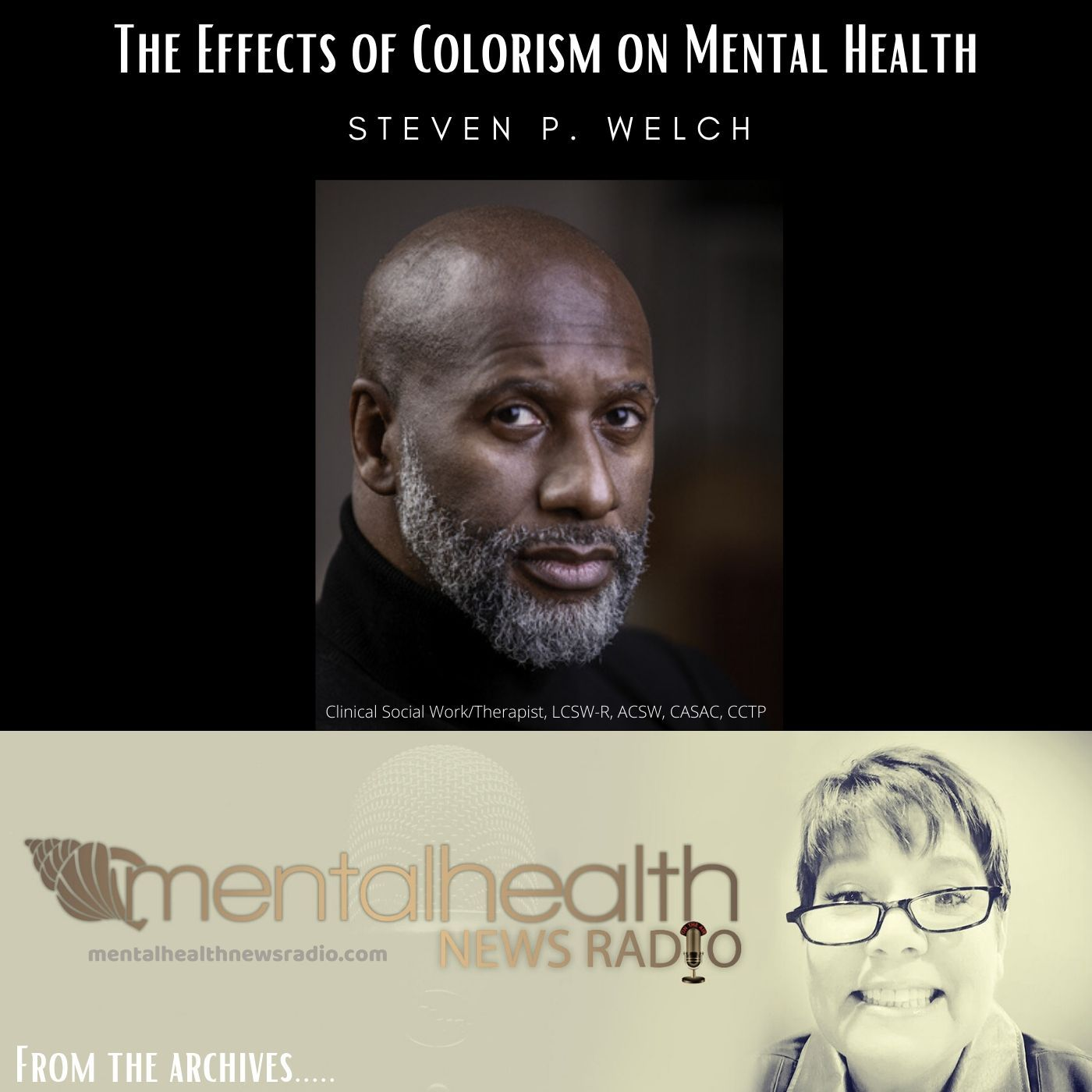 Mental Health News Radio - The Effects of Colorism on Mental Health