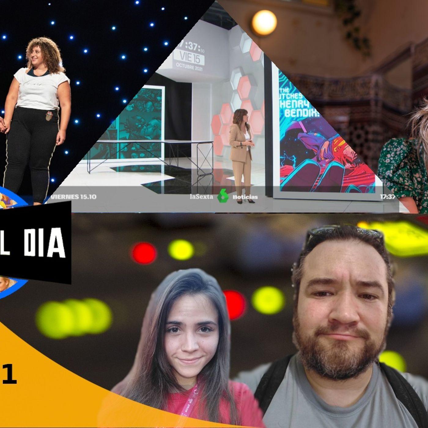 DalecandELA | LaSexta Noticias | Ponte al día 509 (18/10/21)