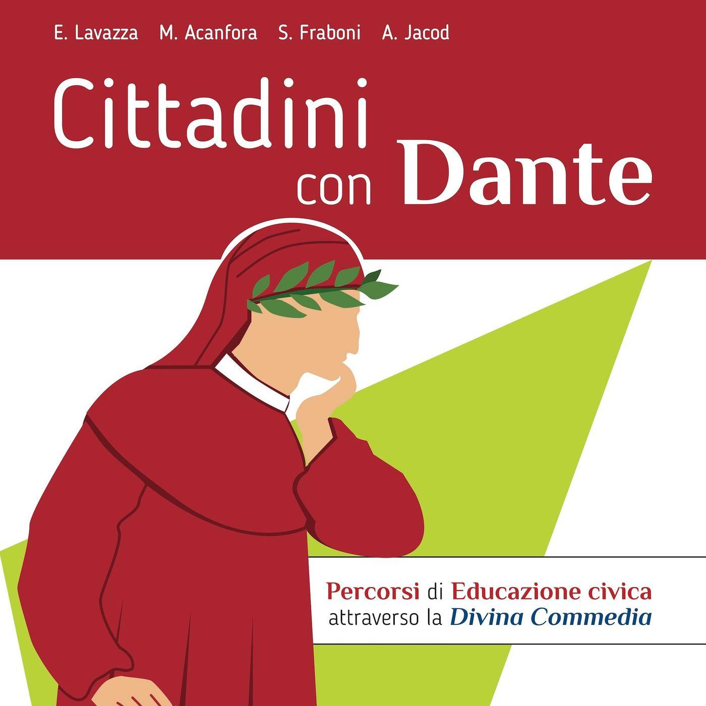 """Simone Lattes """"Cittadini con Dante"""" Premio Belma"""