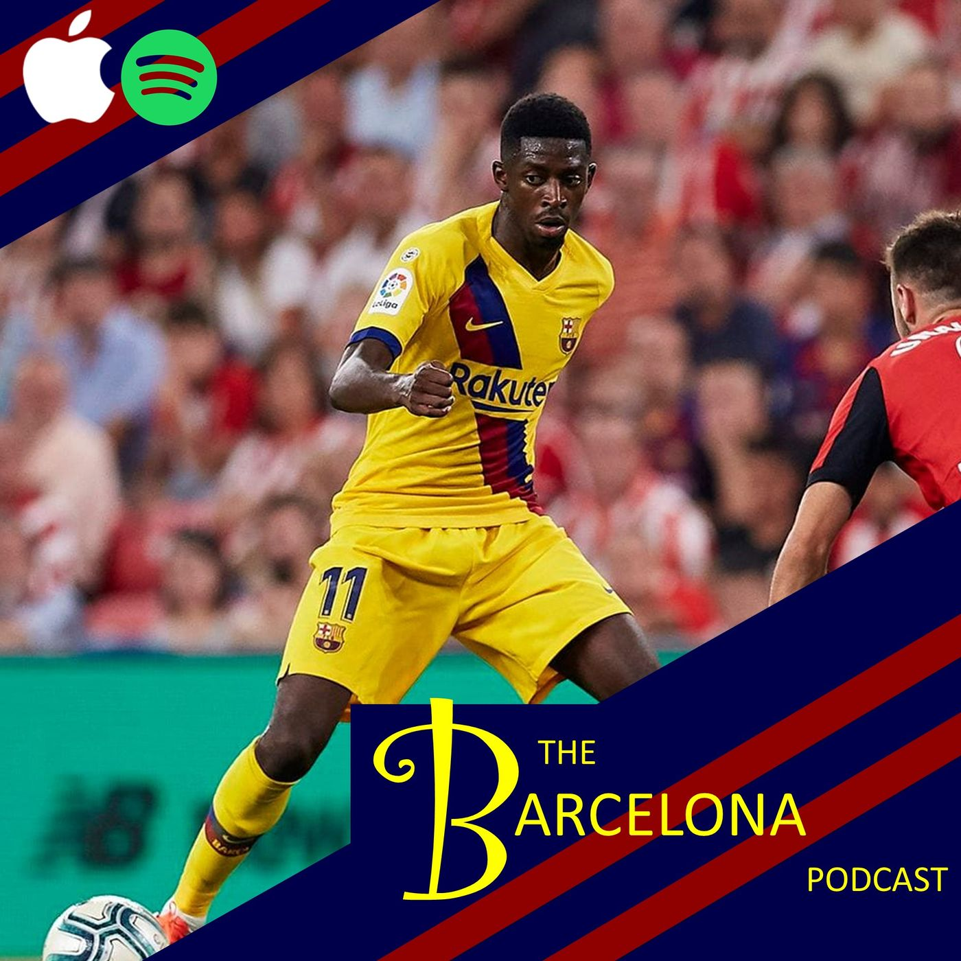How will Barcelona handle their injury crisis? Ousmane Dembélé's future and Messidependencia [TBPod153]