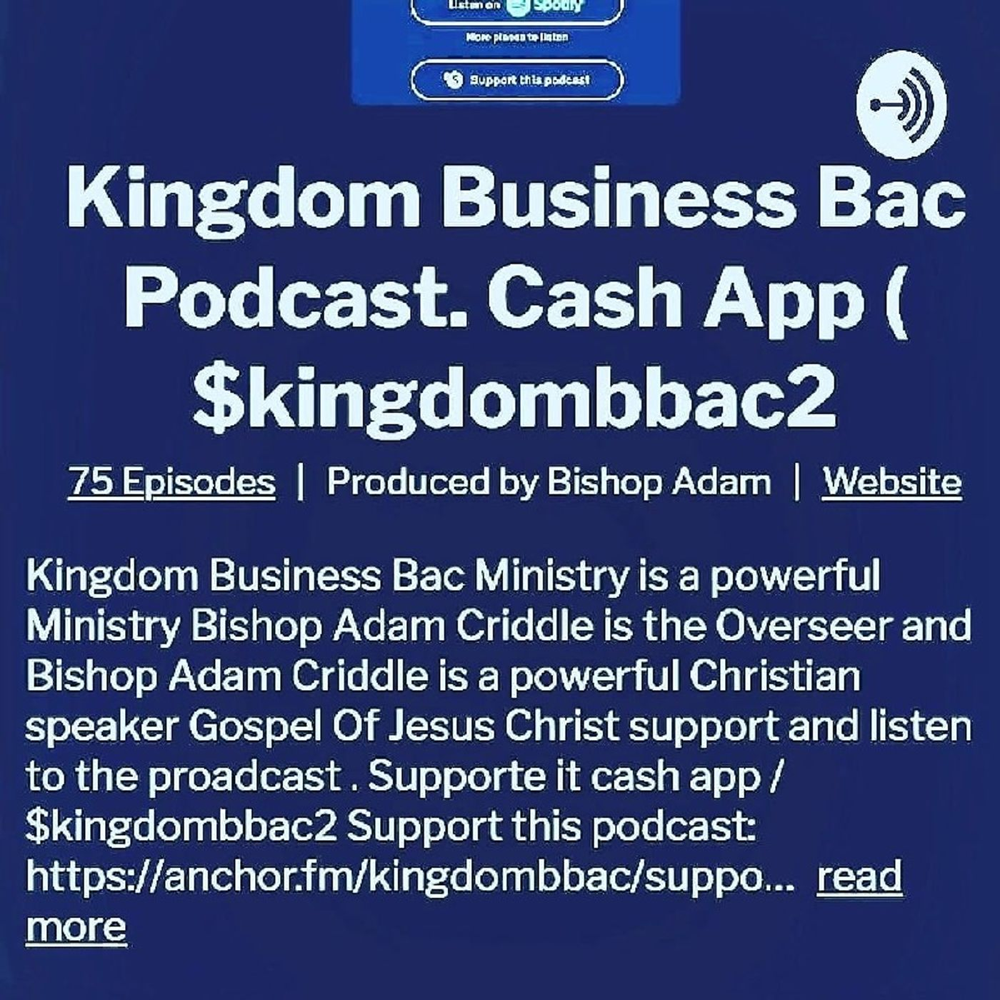 Episode 113 - KIMGDOM BUSINESS Bac Ministry's show