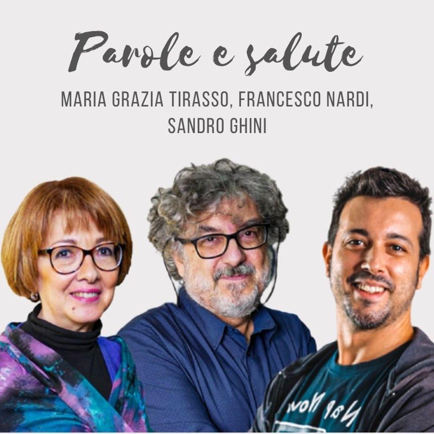 La voce e il suo potere - con Maria Grazia Tirasso, Francesco Nardi e Sandro Ghini [diretta live]