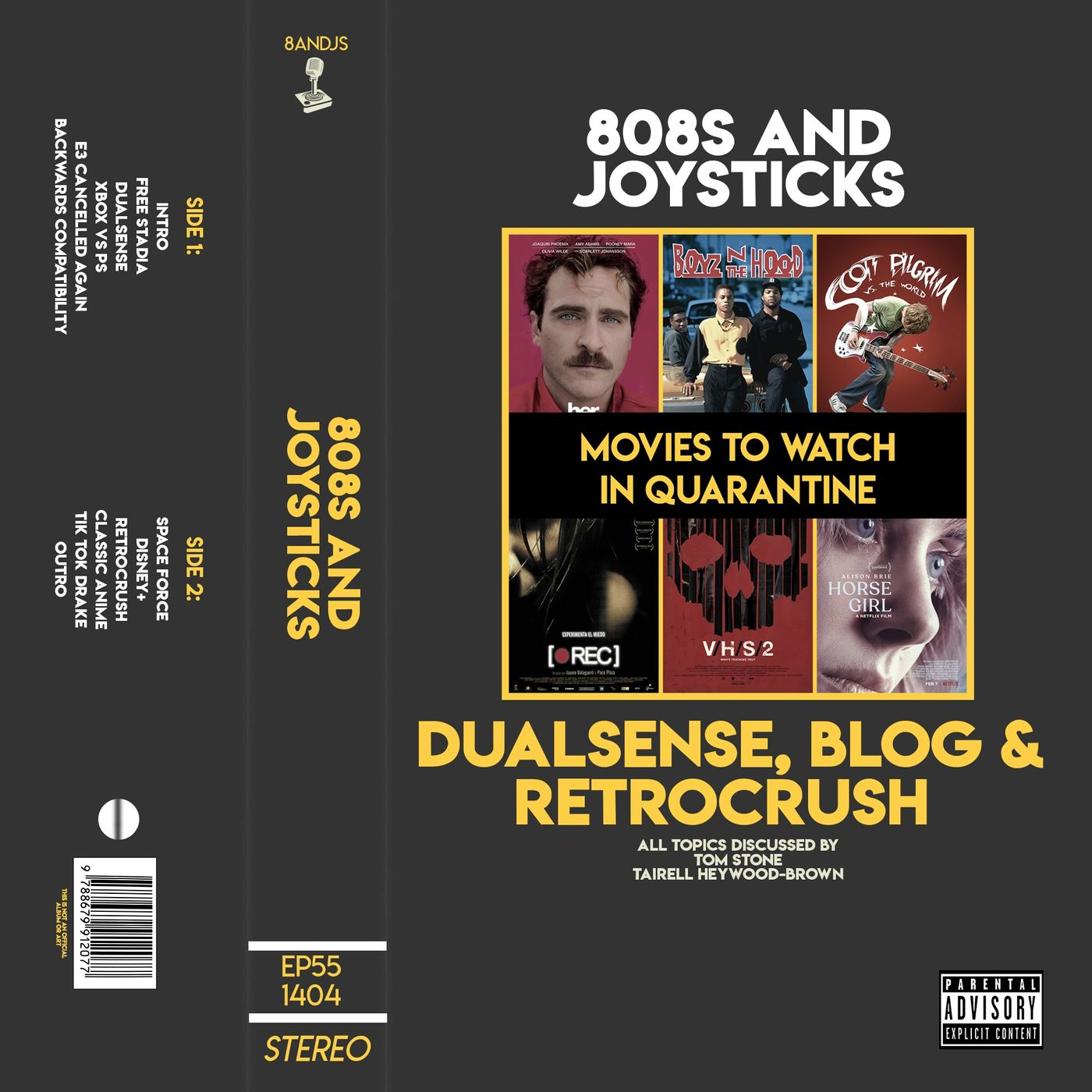 Episode 55: DualSense, RetroCrush and Our Blog Launch