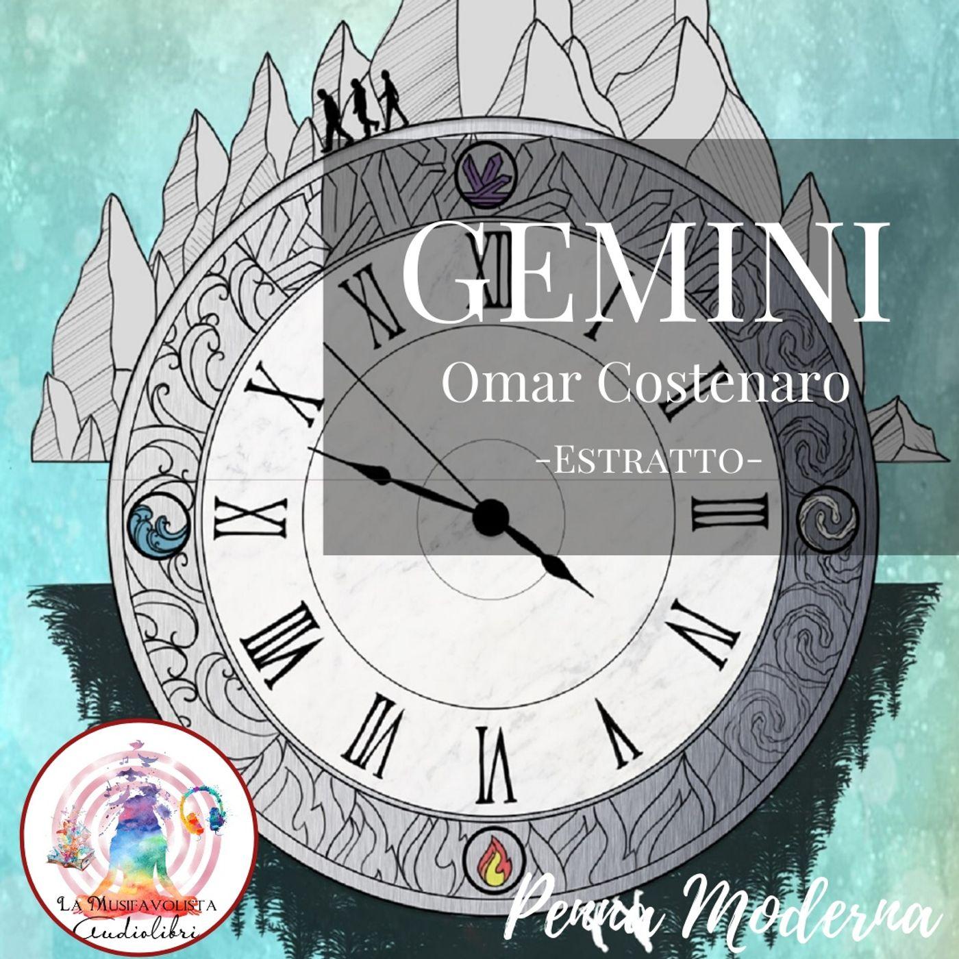 ✍ Gemini di Omar Costenaro ✎ Estratto ✐PENNA MODERNA