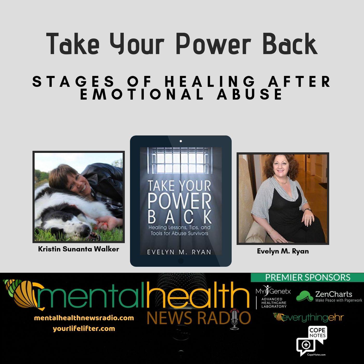 Mental Health News Radio - Take Your Power Back: Power Imbalances