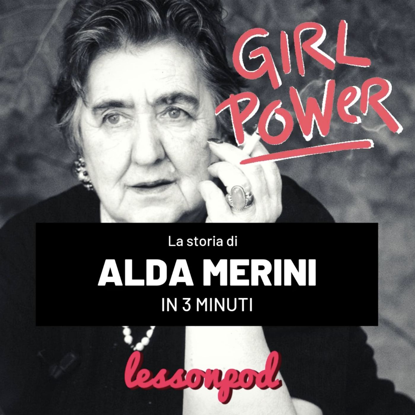 La vita di Alda Merini in 3 minuti