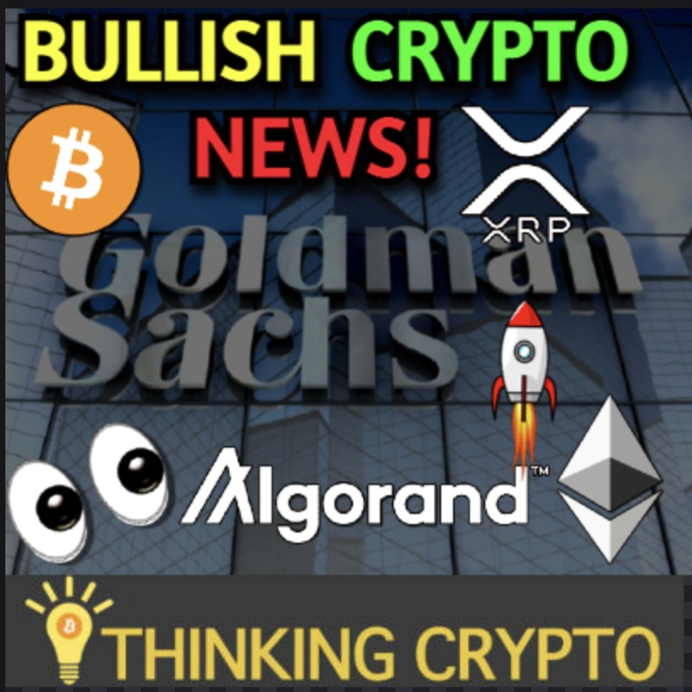 Bitcoin Next Target is $50K - Goldman Sachs Ethereum - Bitwise $70M Funding - GoldConnect BTC