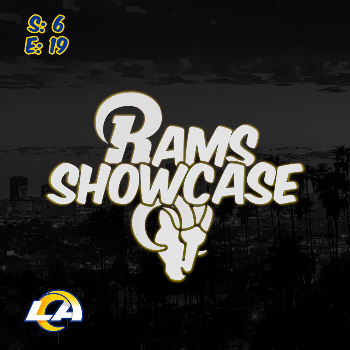 Rams Showcase - LA Rams Buidling Depth