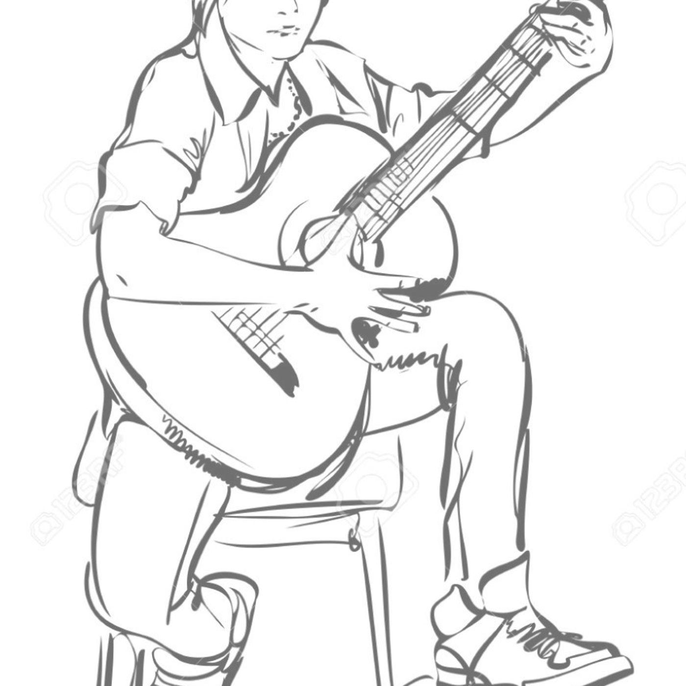 Kom i gang med guitaren 7 - Modal mol
