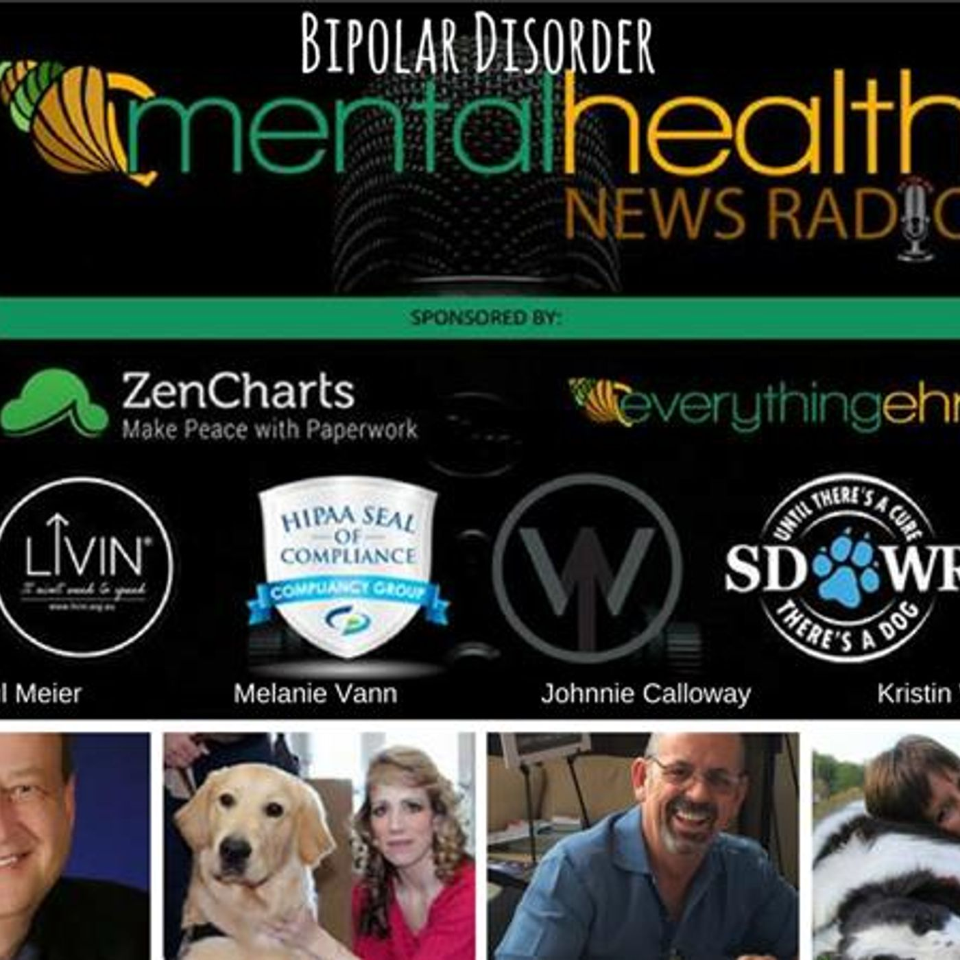 Mental Health News Radio - Round Table Discussions with Dr. Paul Meier: Bipolar Disorder