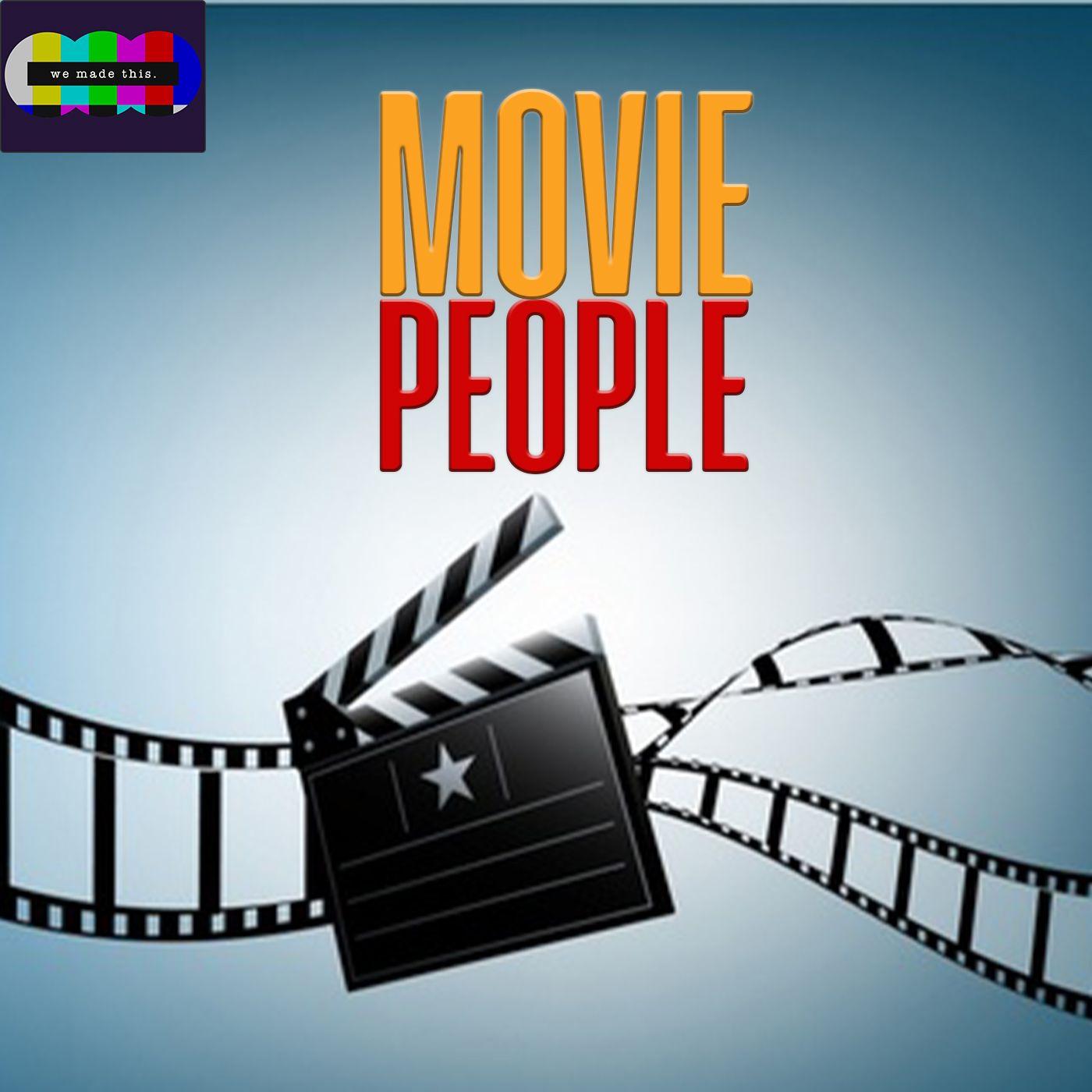 MOVIE PEOPLE - John Rain & Superman