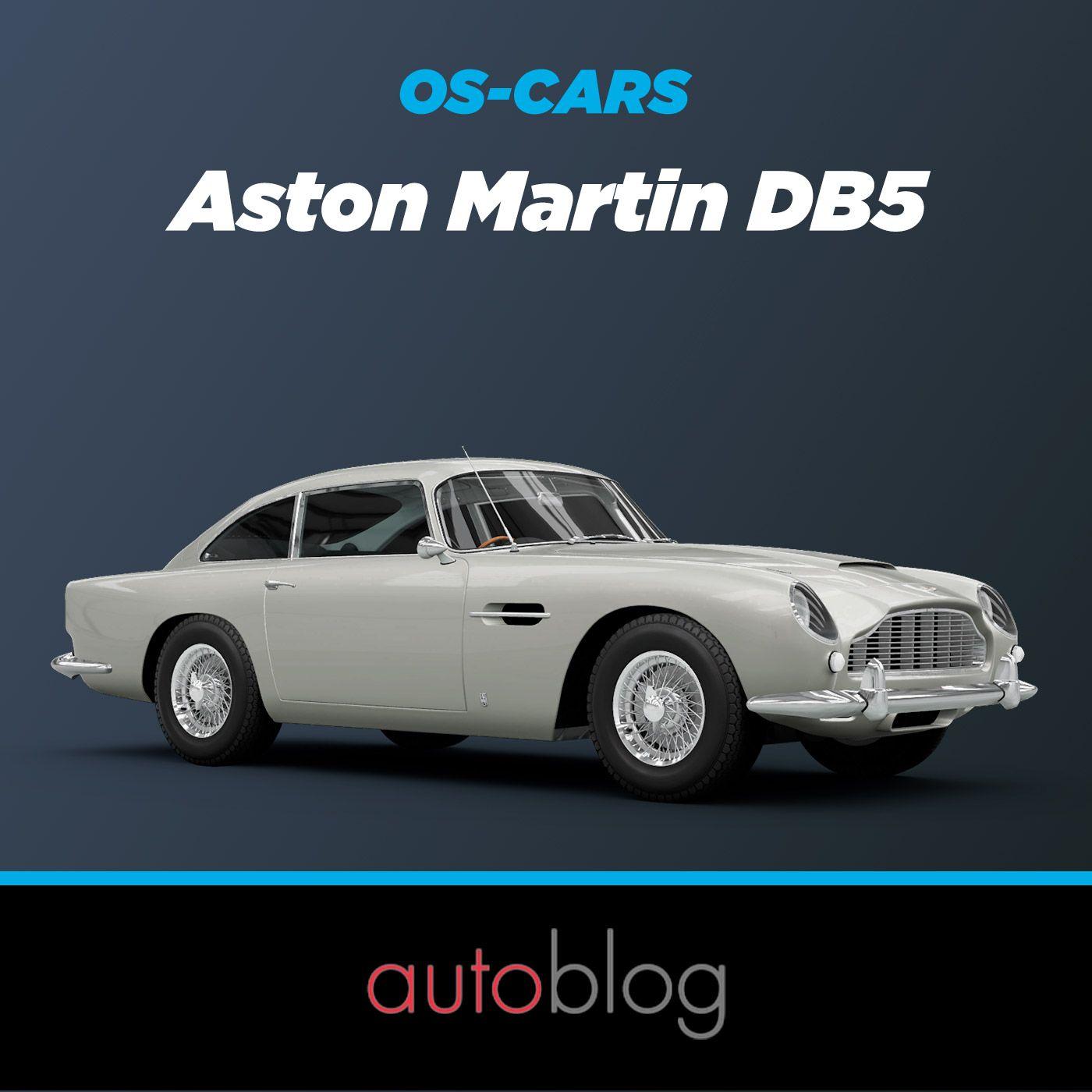 Ep.7 Aston Martin DB5
