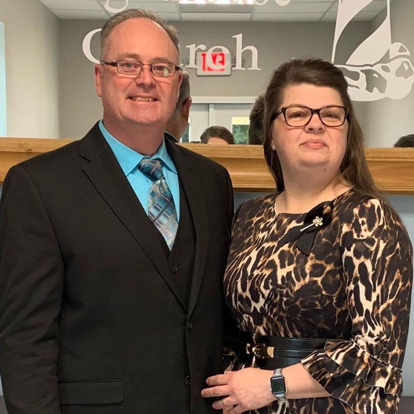 Gradually Giving Up - 6-10-21 Pastor Joe Myers