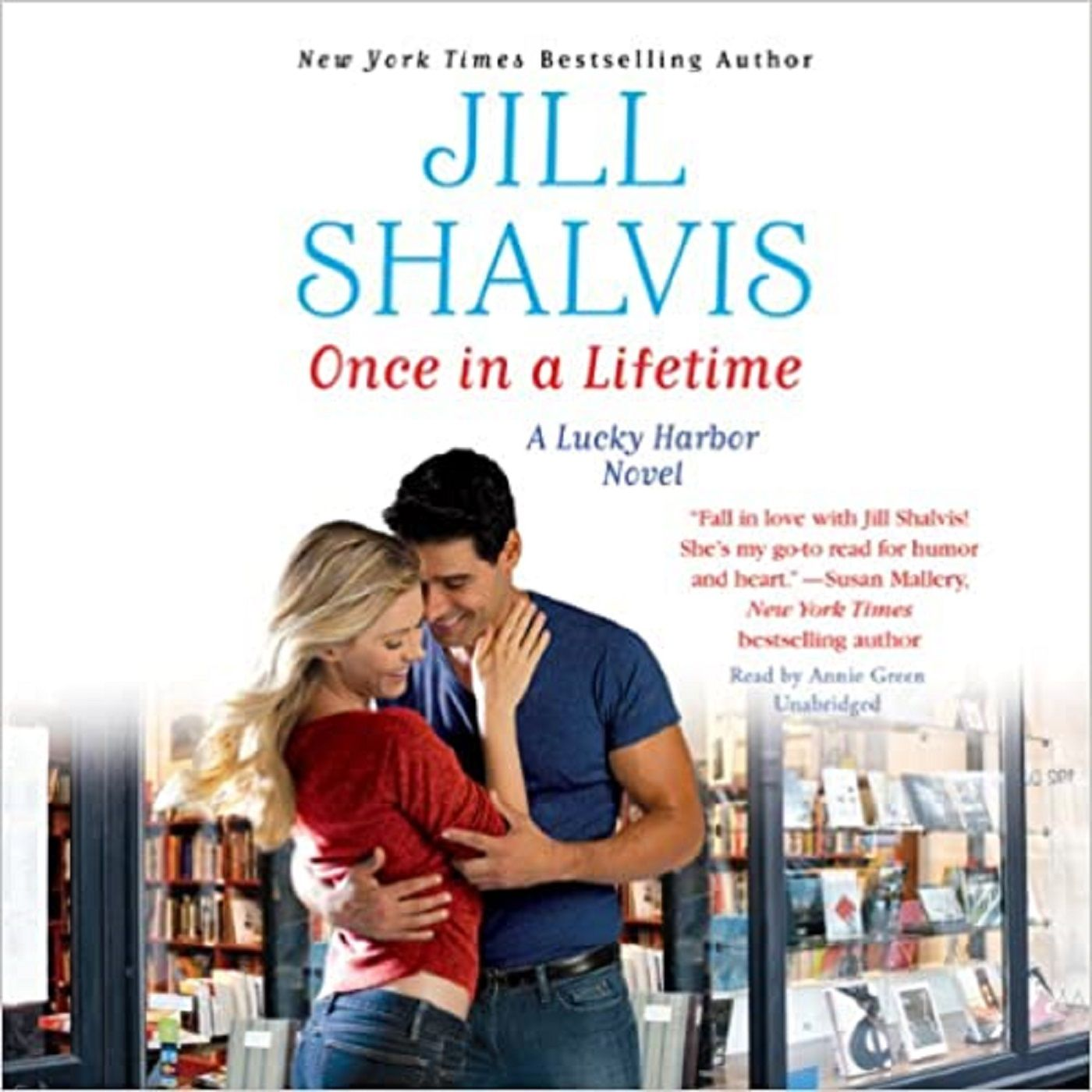Once in a Lifetime by Jill Shalvis ch2