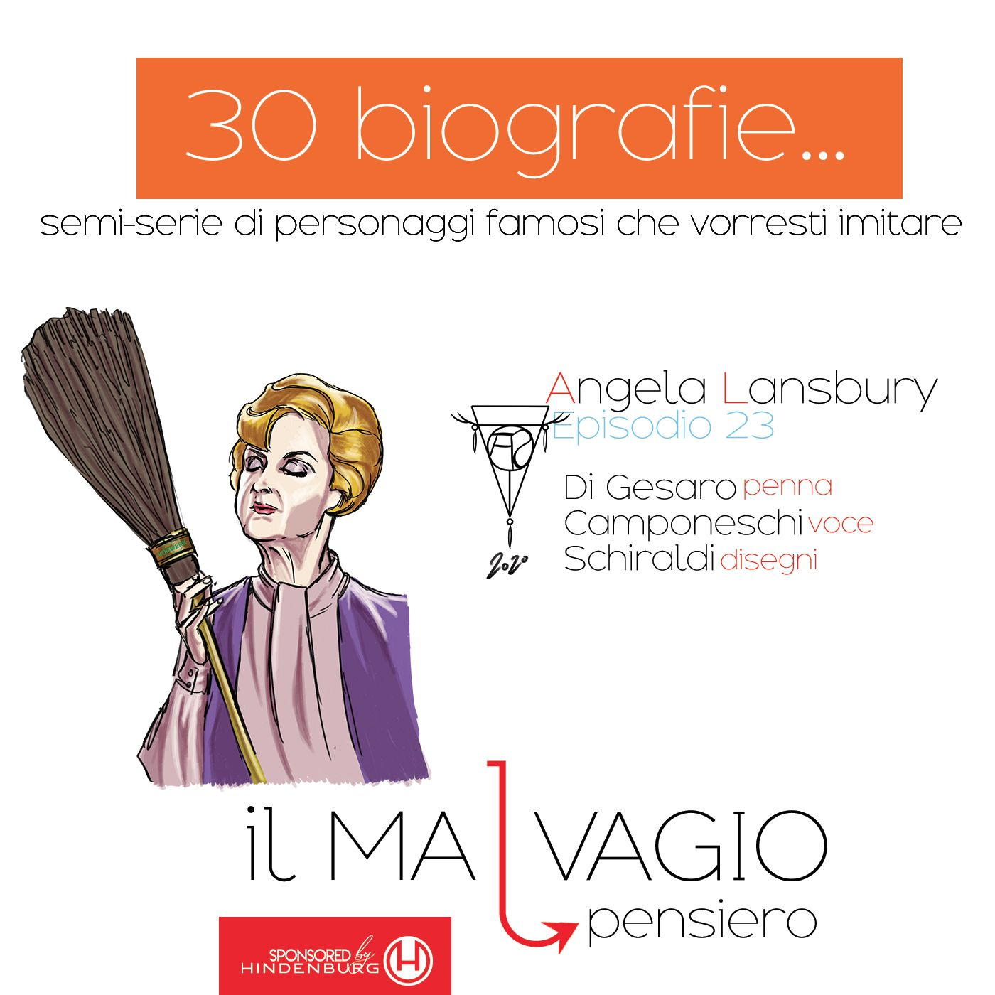 23 - Angela Lansbury: l'arzillona pluripremiata