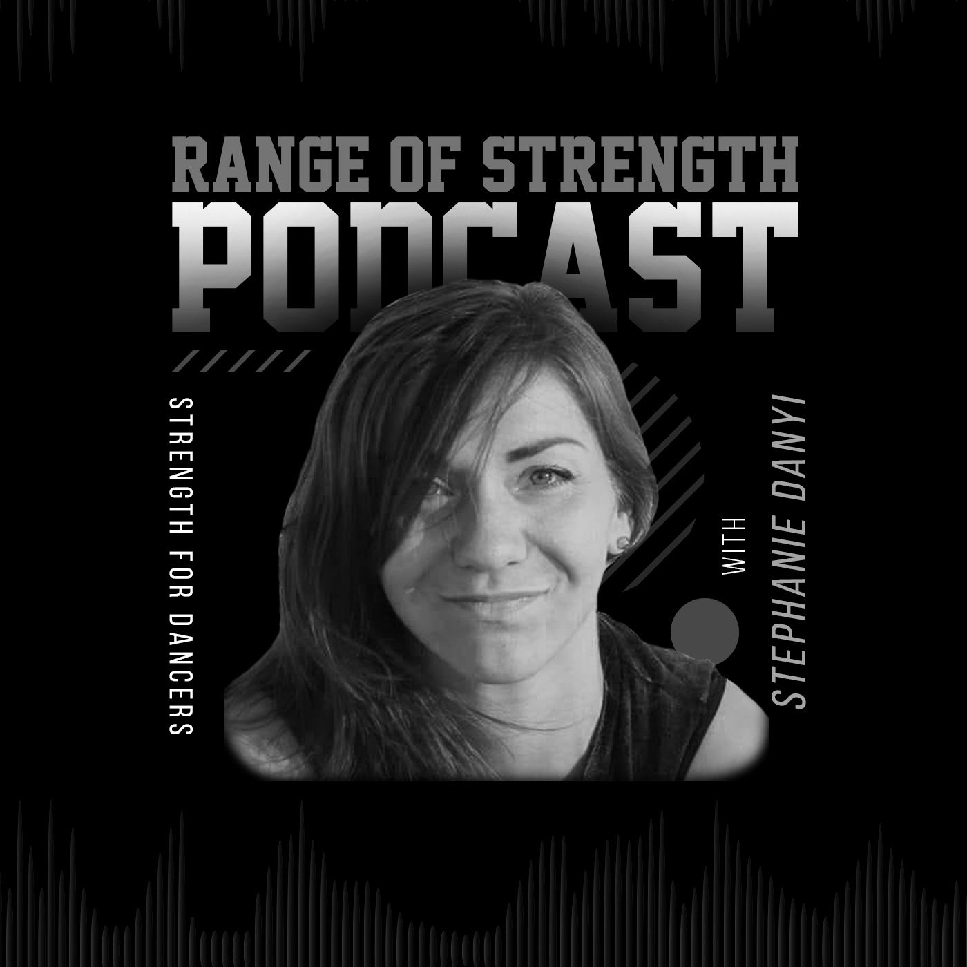 RANGE OF STRENGTH Podcast Episode 21: Strength for Dancers with Stephanie Danyi