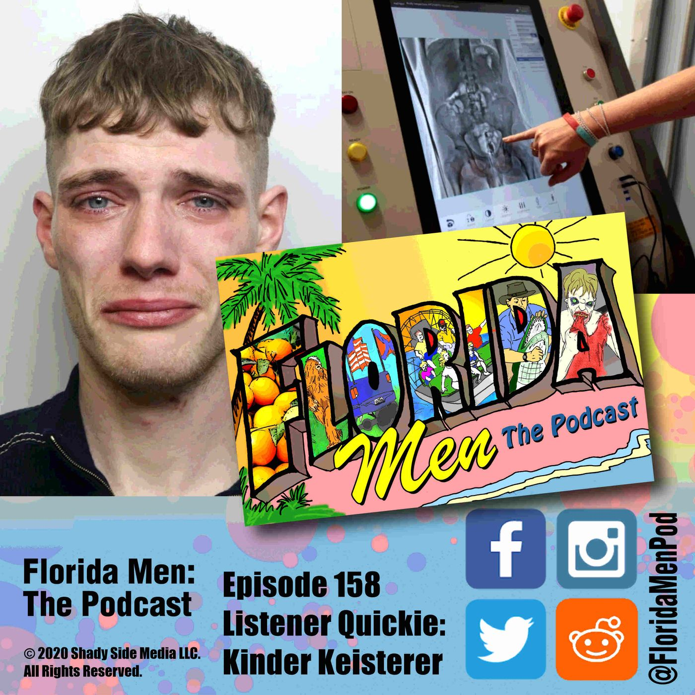 158 - Listener Quickie: Kinder Keisterer