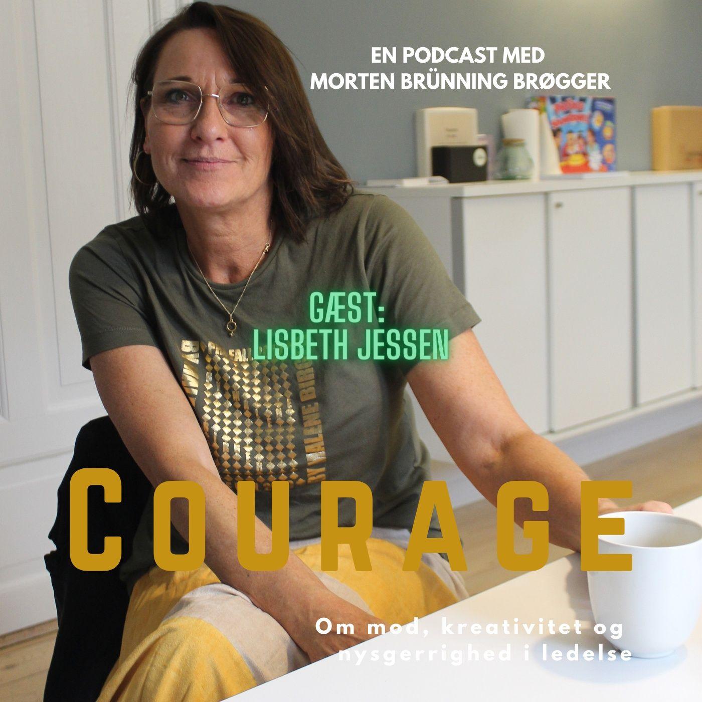 Courage 23 - Lisbeth Jessen