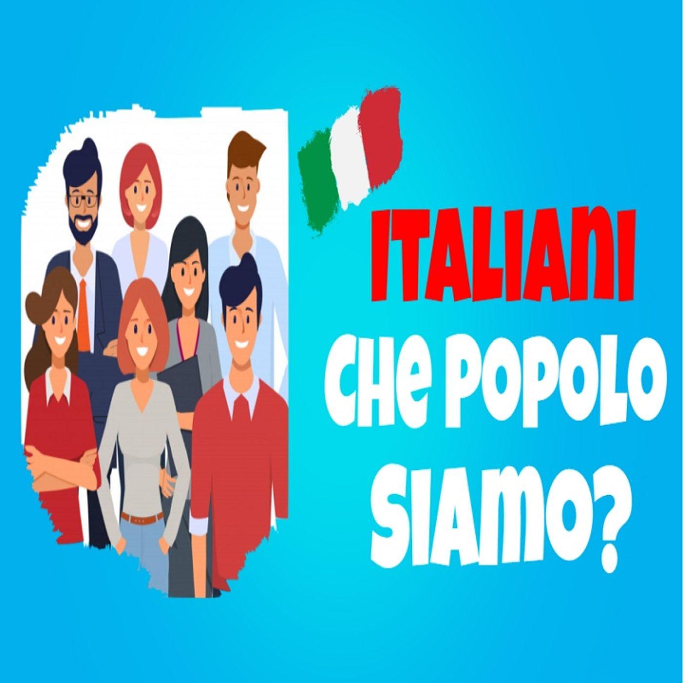 Italiani - Che Popolo Siamo? Analisi Degli Italiani Attraverso Le 6 Dimensioni Di Hofstede
