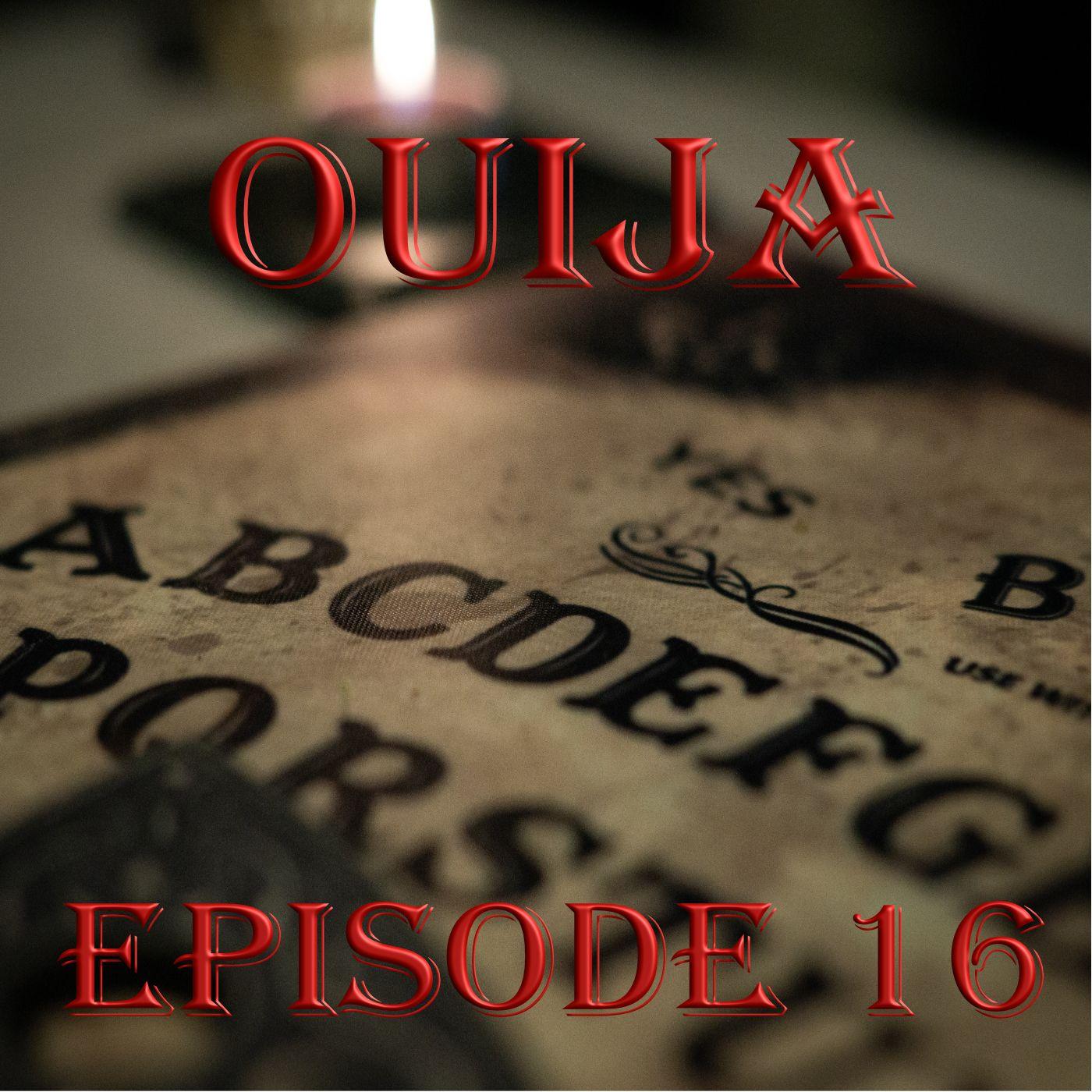 Fra den andre siden. Episode 16. Ouija