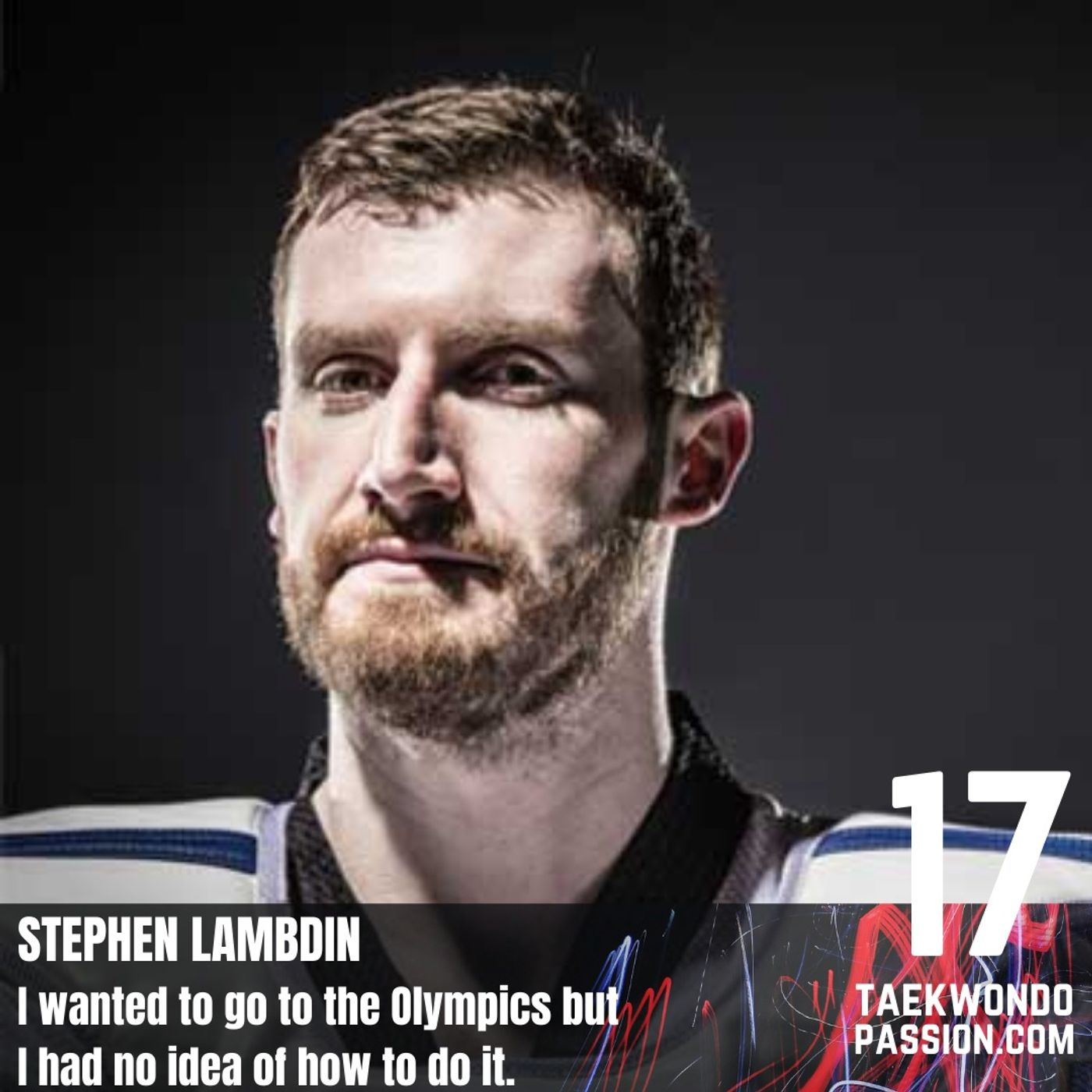 Stephen Lambdin: I wanted to go to the Olympics but I had no idea of how to do it