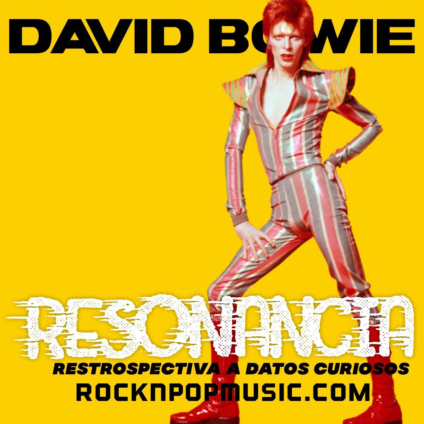 Resonancia #006 David Bowie
