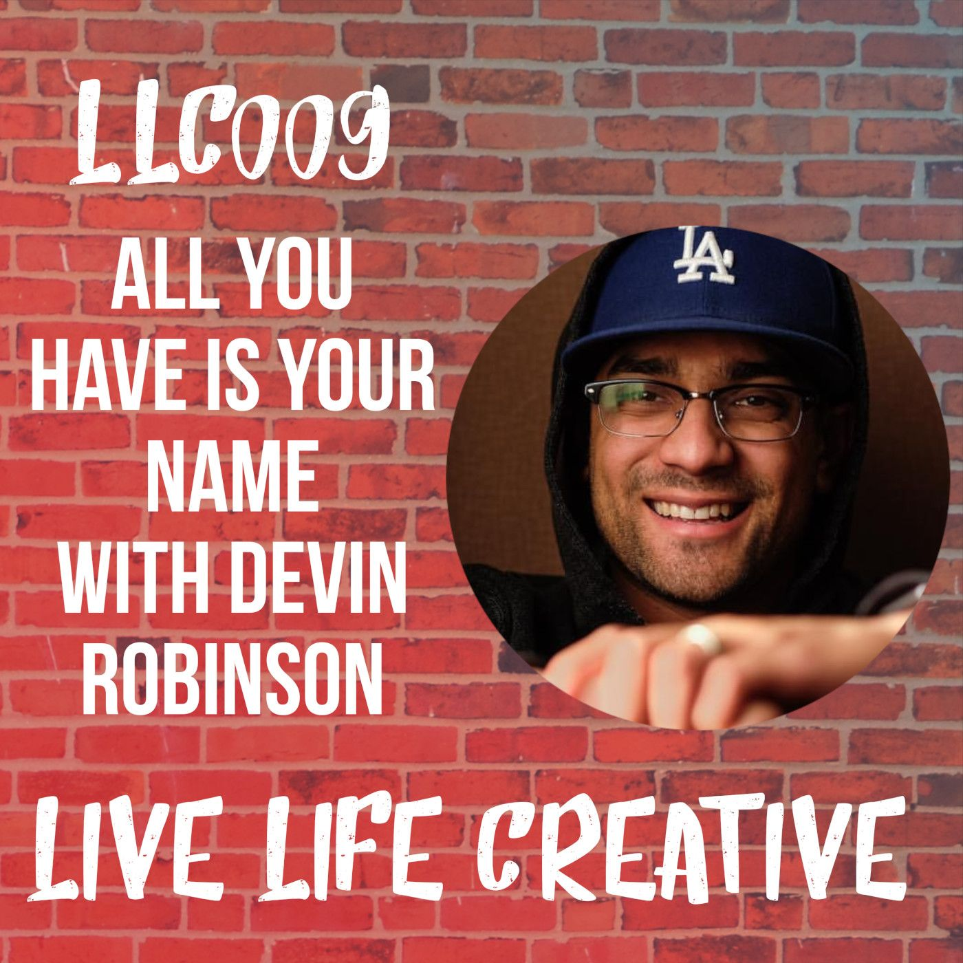 All You Have is Your Name with Devin Robinson of Anchor & Veil Photography