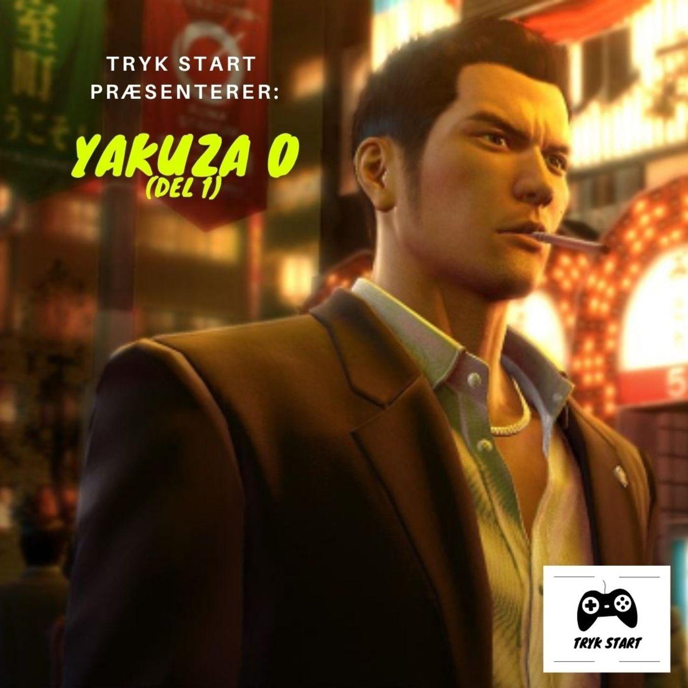 Spil 30 - Yakuza 0