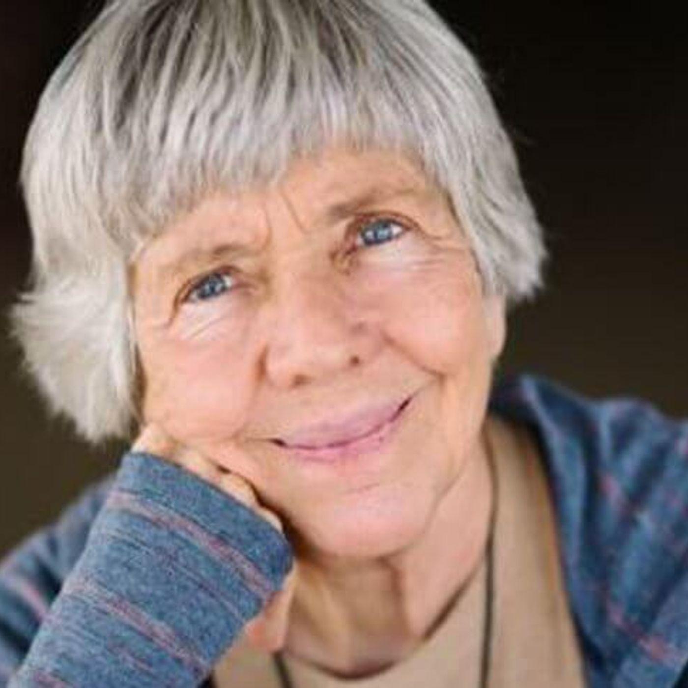 Episode 8: Women Age 50+ Are Flourishing, Not Diminishing—with Mary Pipher