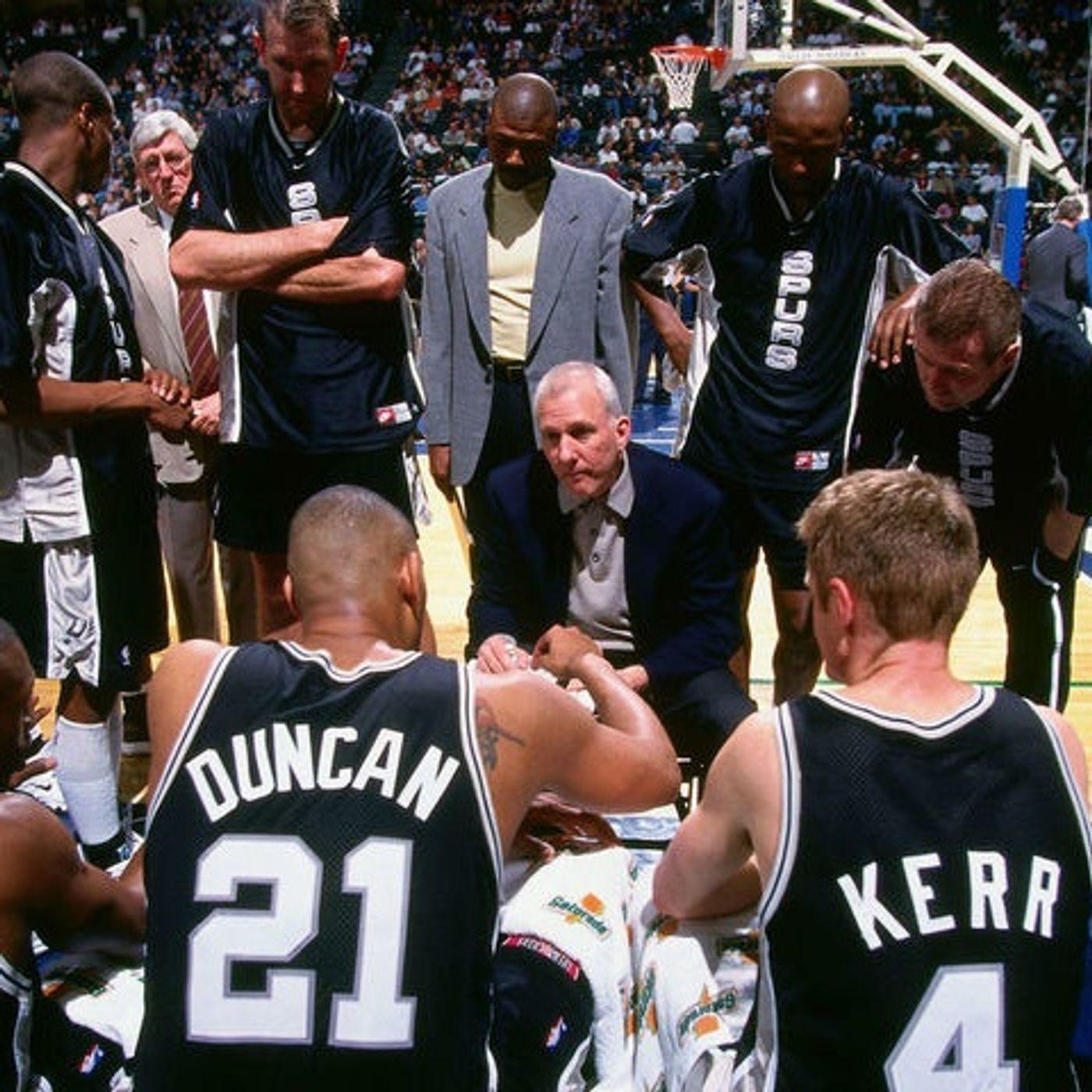 Nba History - Gli Spurs campioni 1999