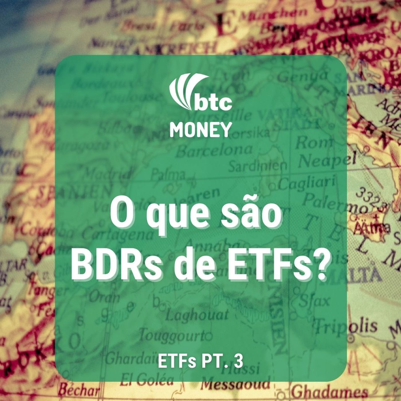 Mercado Internacional e BDRs de ETFs - ETFs pt. 3   Money #66