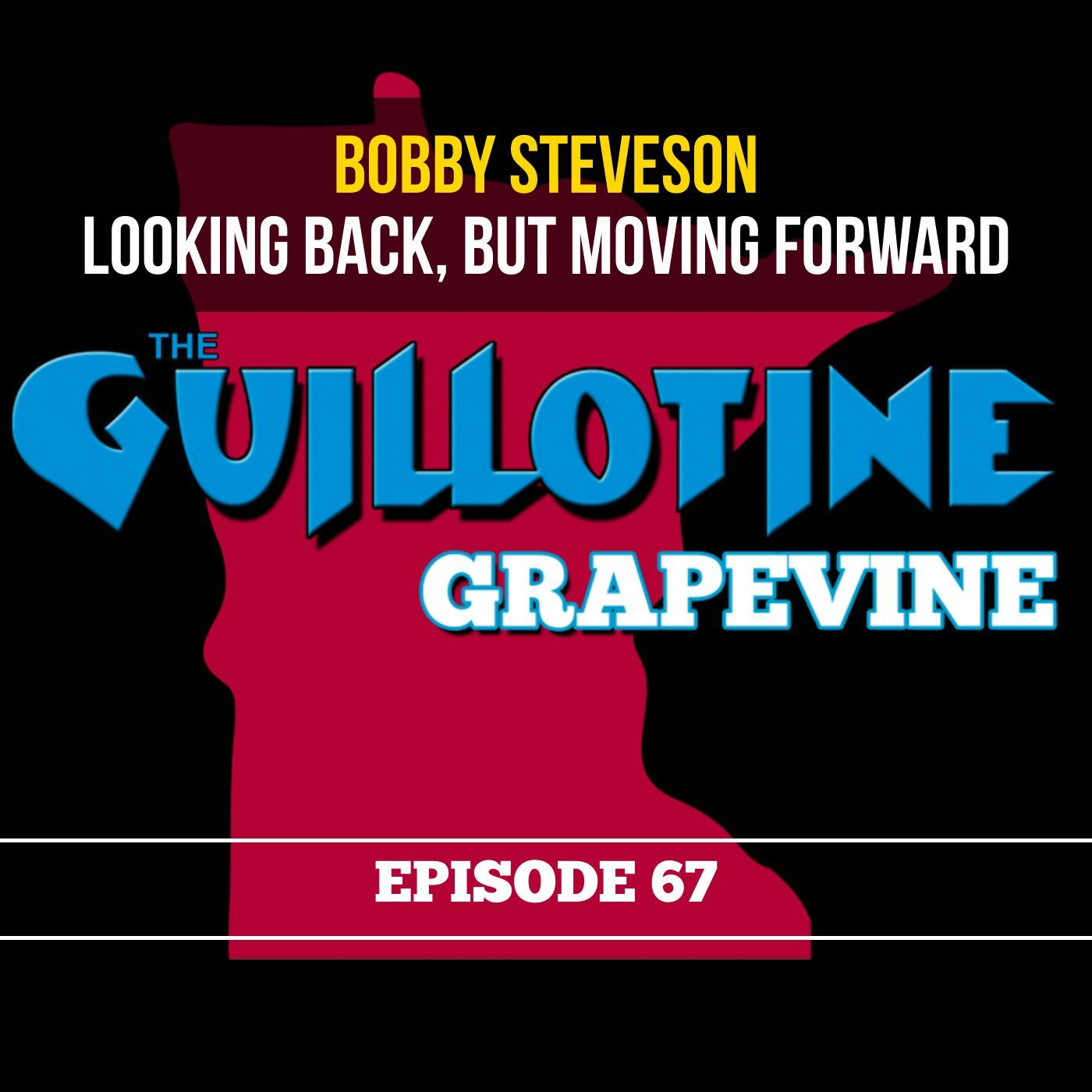 Gopher graduate Bobby Steveson talking life, wrestling and what's next - GG67