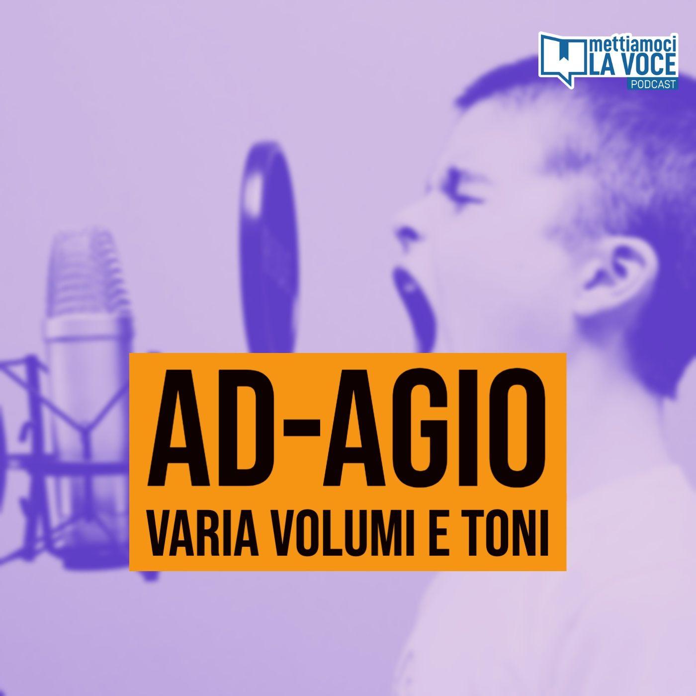 180 - Varia volumi e toni [Metodo AD-AGIO]