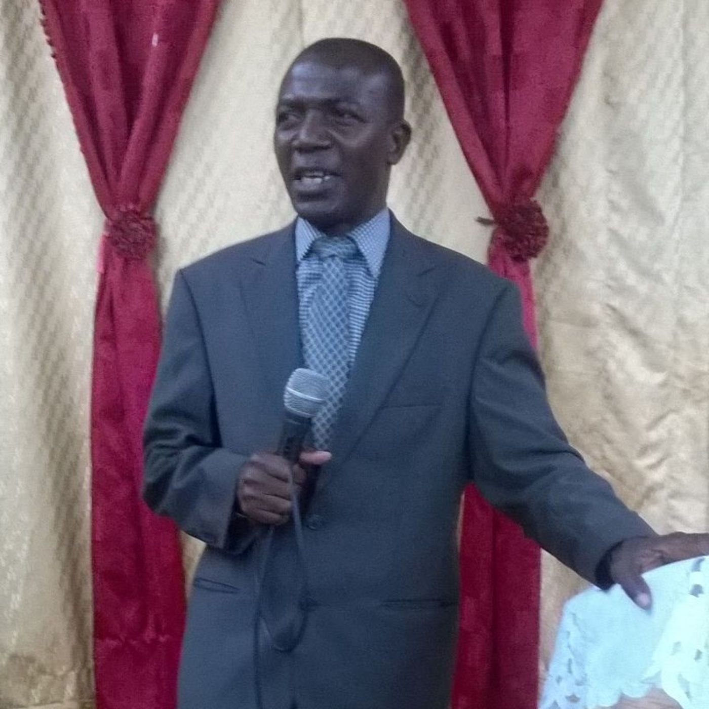I Prevail With Joseph Adenuga Podcast
