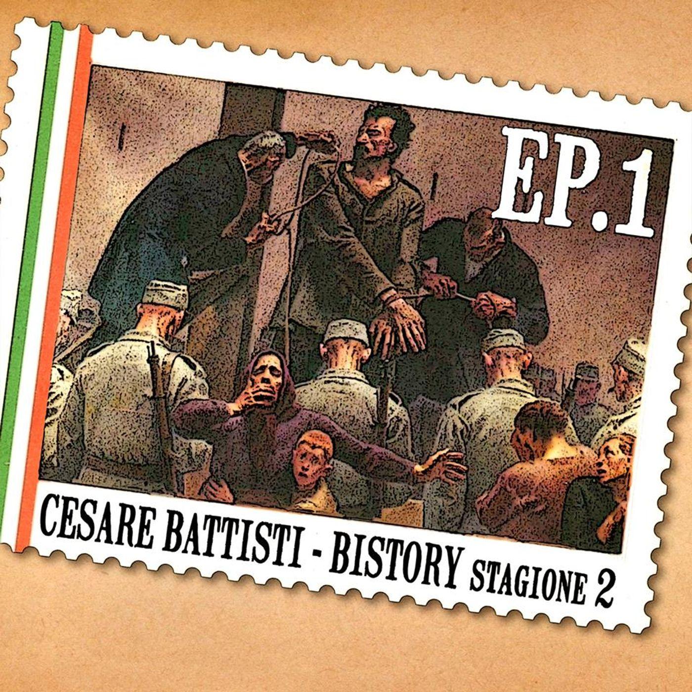 Bistory S02E01 Cesare Battisti