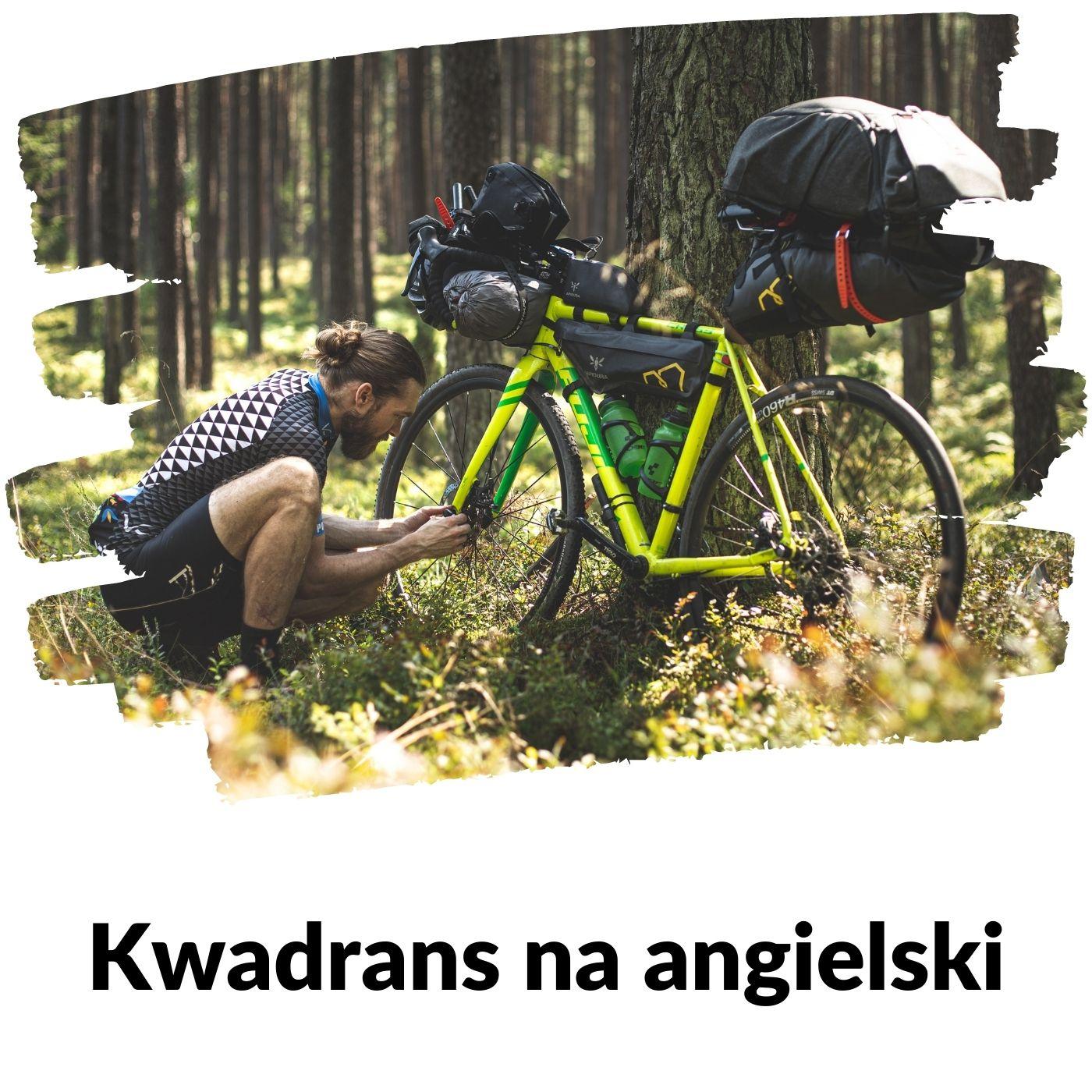 KNA: Lekcja 166 (wyprawa rowerowa cz. 1)