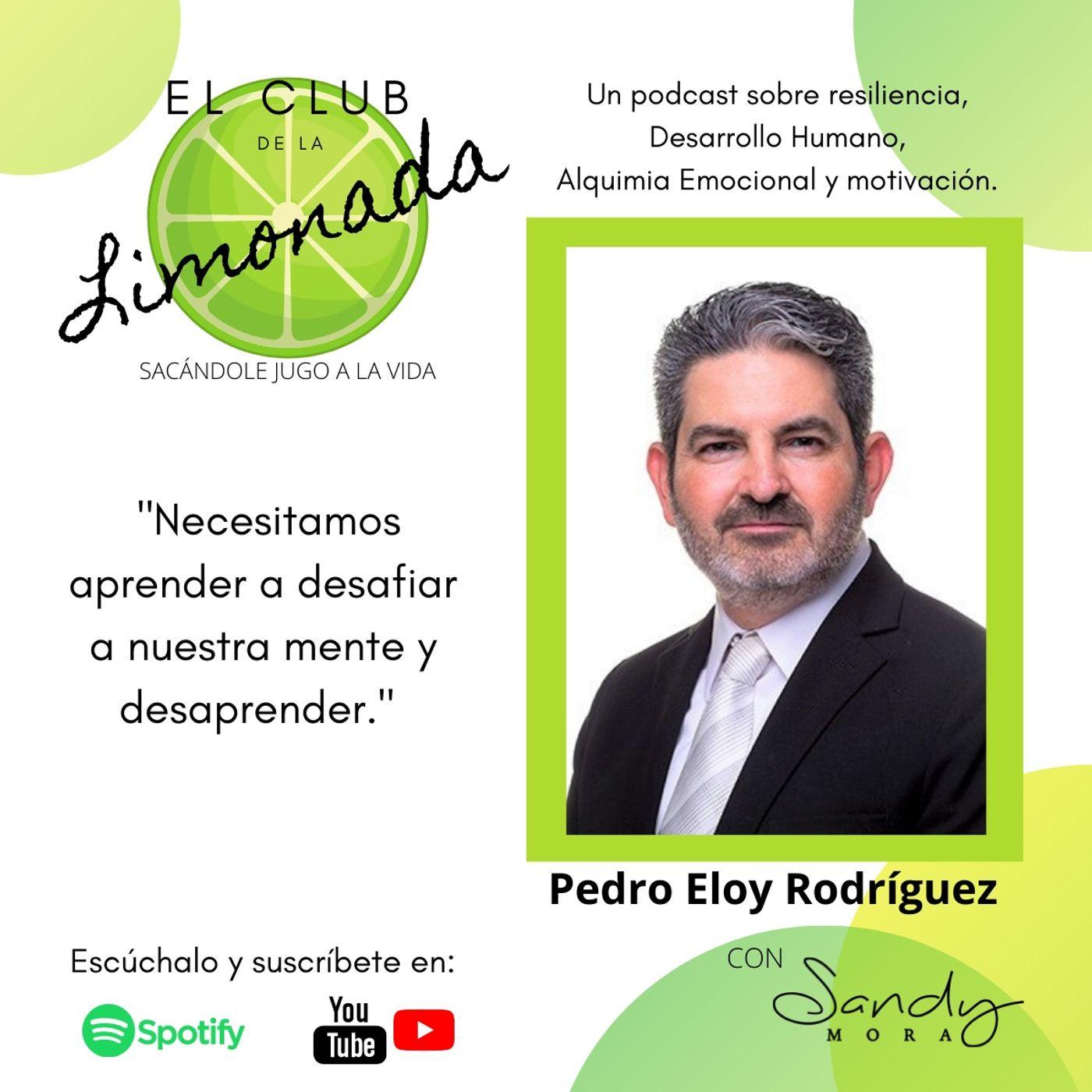 Episodio 55: Pedro Eloy Rodríguez ¿Cómo evitar la erosión?